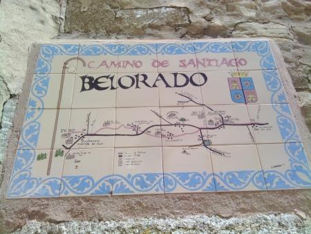 Belorado, la nostra meta di oggi