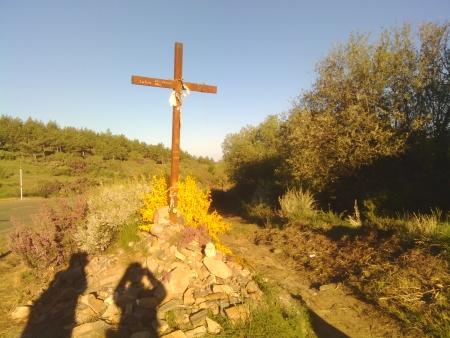 Una croce lungo il cammino