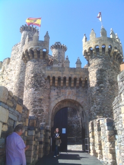 Castello dei Templari Ponferrada