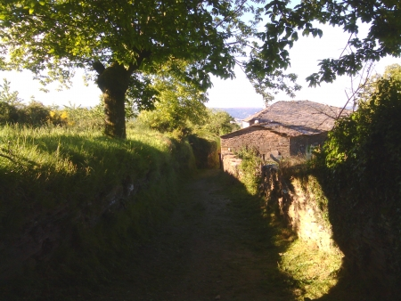paesaggi galiziani