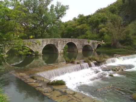 Ponte Villaba, alle porte di Pamplona