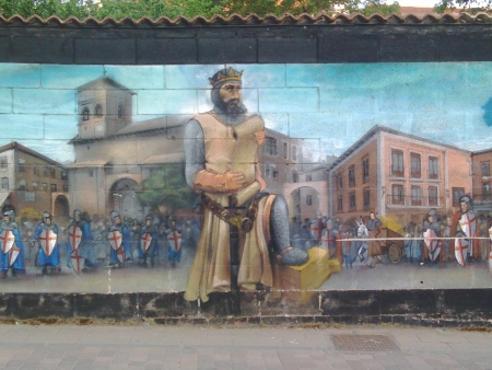 Murales Templari in Belogrado